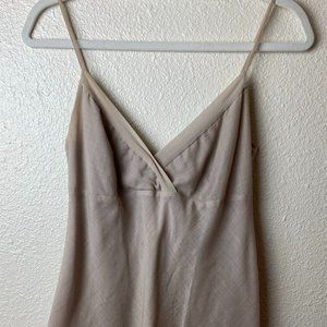 BANANA REPUBLIC Wool Blend Lined Camisole Top